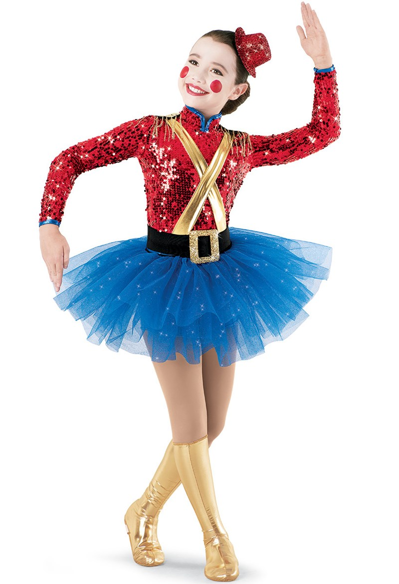 Toy Soldier Girl Costume The Childrens Ballet